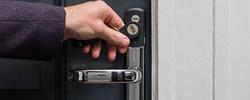 Dagenham access control service