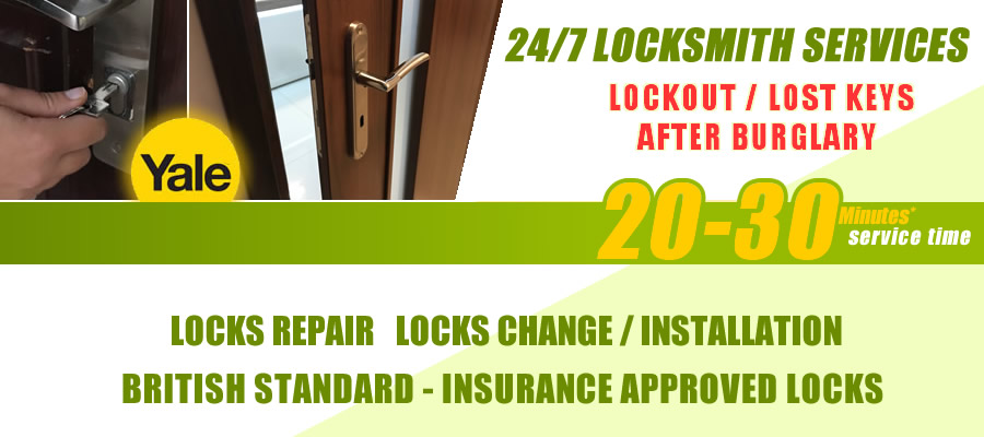 Dagenham locksmith services